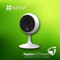 Ezvis CS-C1C-D0-1D2WFR HD Resolution Indoor Wi-Fi Camera 2MP