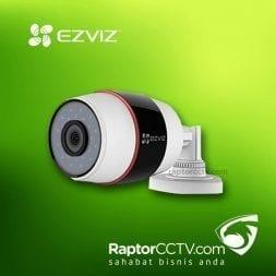Ezvis CS-CV210-A0-52WEFR Outdoor Internet Surveillance Bullet Camera 2MP
