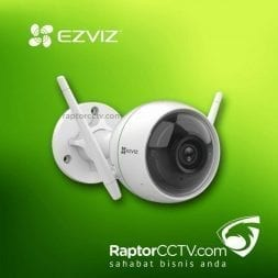 Ezvis CS-CV310- B0-1B2ER FHD 2.8mm Outdoor Security Camera 2MP