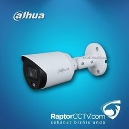Dahua DH-HAC-HFW1239TP-LED HDCVI Full-color Starlight Bullet Camera 2MP
