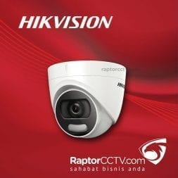 Hikvision DS-2CE72DFT-F Full Time Color Turret Camera 2MP
