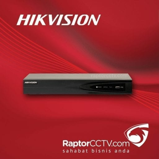 Hikvision DS-7608NI-Q1 Network Video Recorder 8Channel