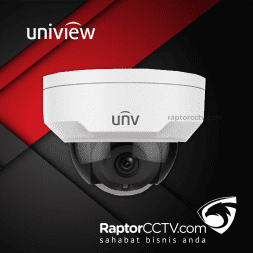 Uniview IPC322SR3-VSPF28-C Vandal-resistant Fixed Dome Ip Camera 2MP