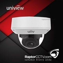 Uniview IPC3234SR-DV WDR VF Vandal-resistant IR Dome Ip Camera 4MP