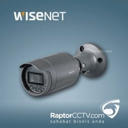 Wisenet LNO-6020R H.264 IR Bullet Ip Camera 2MP