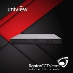 Uniview NVR304-32E-B Network Video Recorder 32 Channel 4HDDs 4K