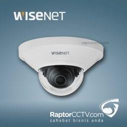 Wisenet QND-6011 H.265 Dome Ip Camera(Q mini) 2MP