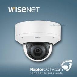 Wisenet XND-8081REV IR PoE Extender Dome Ip Camera 5MP