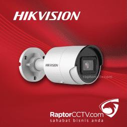 Hikvision DS-2CD2046G2-IU AcuSense Fixed Mini Bullet Ip Camera 4MP