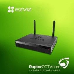 Ezviz X5S-8W NVR Nirkabel dengan Output HDMI & VGA