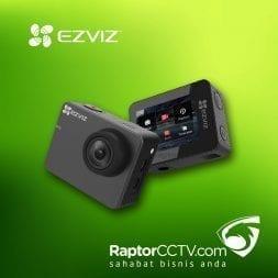 EZVIZ S3 Abadikan Pengalaman Anda dalam 4K