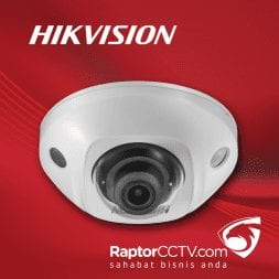 Hikvision DS-2CD2543G0 Outdoor WDR Fixed Mini Dome Ip Camera 4MP
