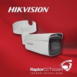 Hikvision DS-2CD2663G0 Outdoor WDR Motorized Varifocal Bullet Ip Camera 6MP