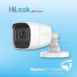 HiLook THC-B120-PS Audio Fixed Mini Bullet Camera 2MP